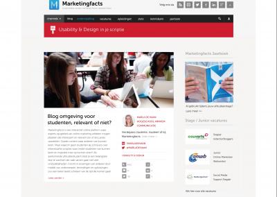MF blog student